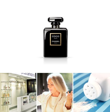 COCO NOIR BY CHANEL, $98