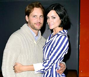 Peter Facinelli and Jaimie Alexander Pack on PDA at Tommy Hilfiger Party