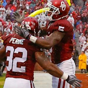 Big 12 Big Plays: All Five Touchdowns From Samaje Perine's Historic Day
