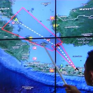 Intense search launched for AirAsia Flight 8501