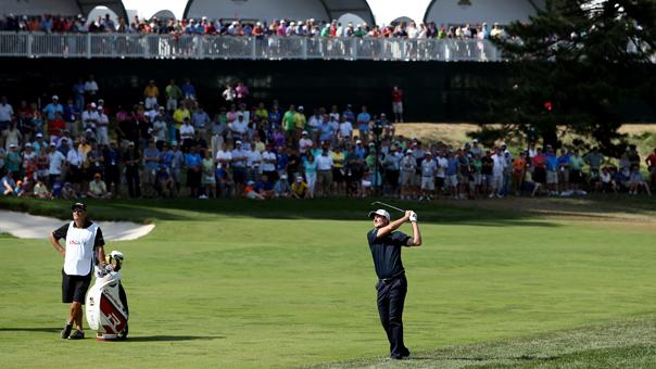 US Open turns into major block party for locals