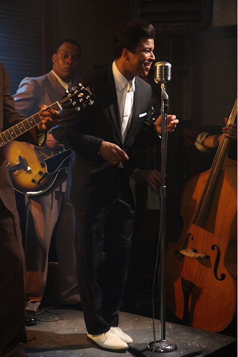 Jeffrey Wright Cadillac Records Production Stills Tristar 2008