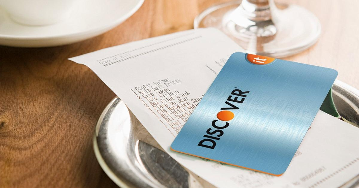 Discover® Adds New Safety Feature to Cards.
