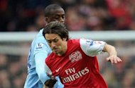 TEAM NEWS: Rosicky replaces Ramsey for Arsenal clash with Wigan
