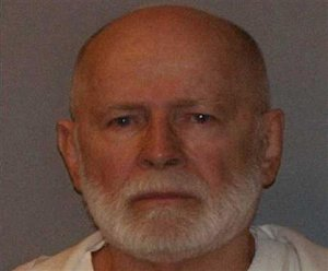 "Booking mug handout of former mob boss and fugitive James ""Whitey"" Bulger, who was arrested in Santa Monica"