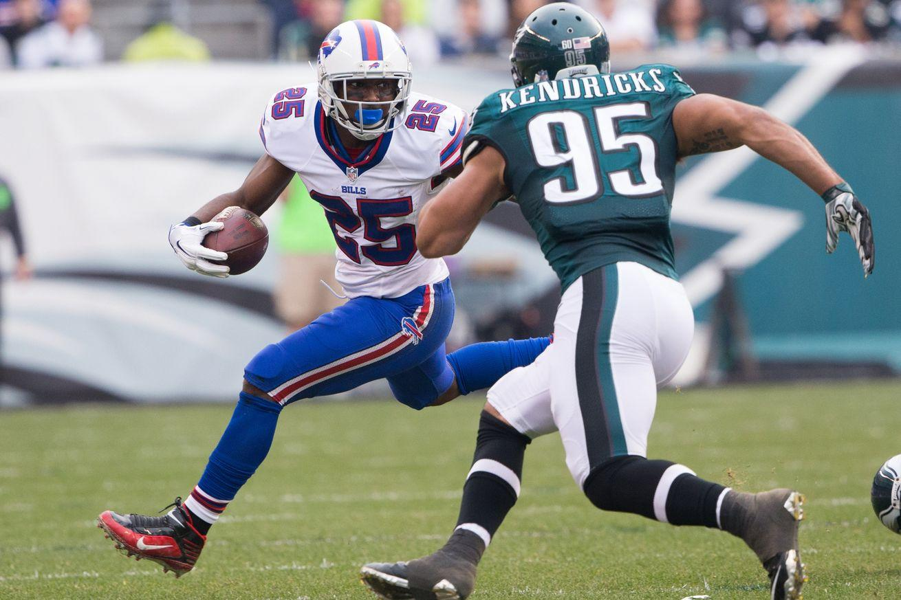 LeSean McCoy the 'focus' of investigation in assault of 3 off-duty police officers, per report