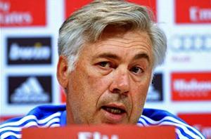 Ancelotti unhappy with Spain friendlies