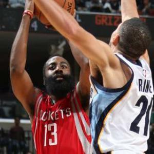 Rockets vs. Grizzlies