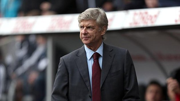 Arsene Wenger described Arsenal&#39;s match with Stoke, which they won 1-0, as a must-win game