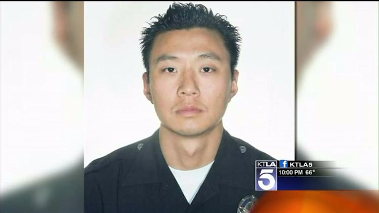 LAPD Officer Injured in Fatal Crash Said to Be Doing Well, Investigation Continues