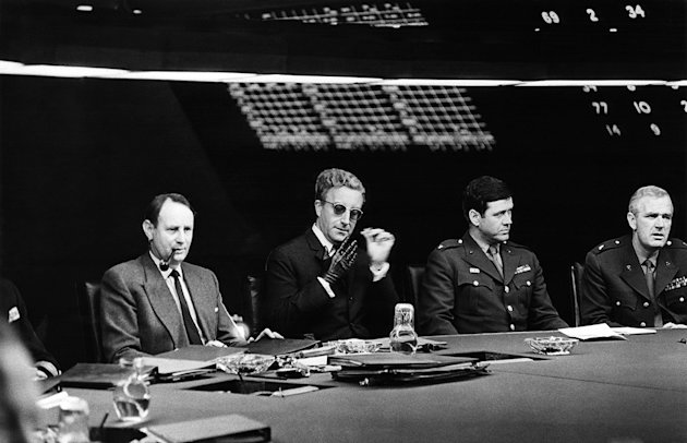 100 Movies Gallery 2009 Dr. Strangelove