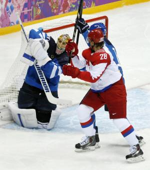 Finland G Rask misses semifinal with illness