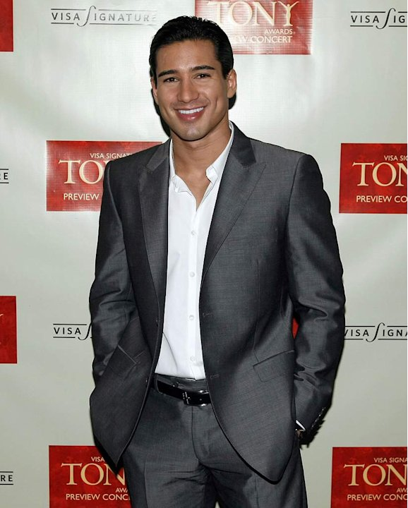 Mario Lopez attends The Visa Signature TONY Awards Preview Concert in the Allen Room at Jazz at Lincoln Center on May 11, 2008 in New York City.