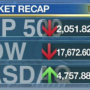 Volatile Week Comes to a Close as UPS, FedEx Drag on S&P 500