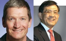 Apple and Samsung CEOs Will Try to Resolve Patent Dispute