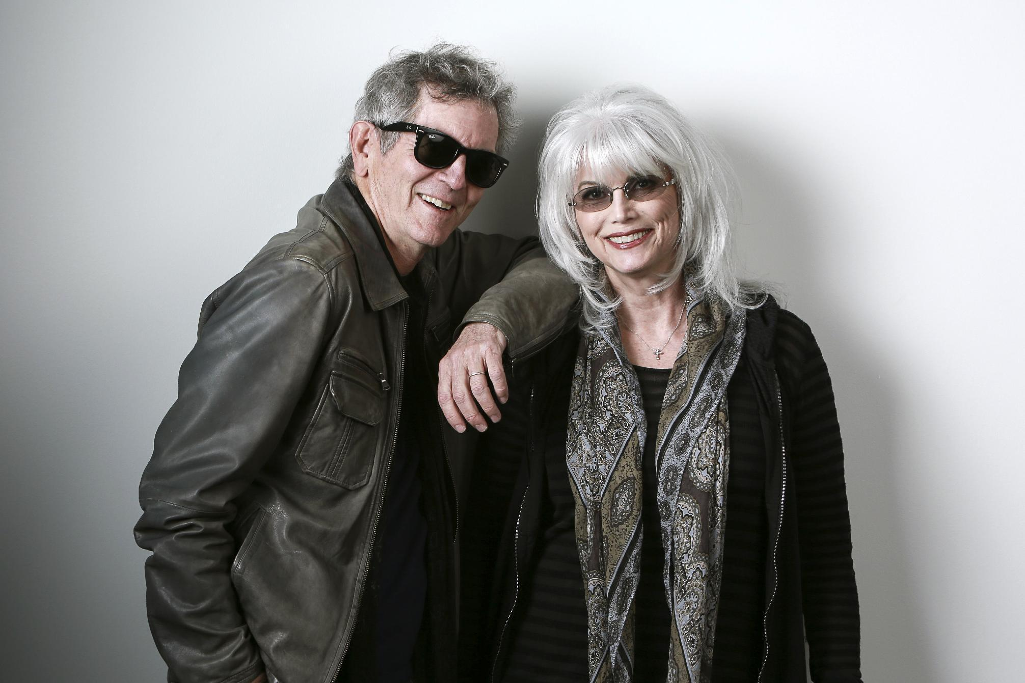 Emmylou Harris, Rodney Crowell together again for new album