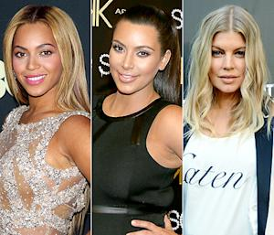 "Kim Kardashian Sent Ballerina ""Music Box"" Baby Shower Invitations to Beyonce and Fergie"