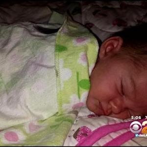 Newhall Father Charged In Infant Daughter's Death