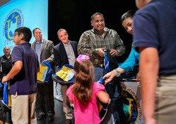 C.R. England, Inc. and Partners Donate Backpacks and School Supply Vouchers To Students in Need