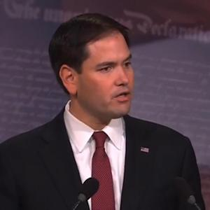 Marco Rubio Calls Obama The Worst Negotiator He's Seen