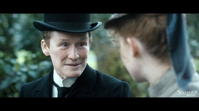 'Albert Nobbs' Theatrical Trailer