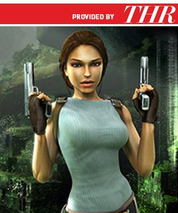 Lara Croft back in action