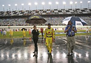 Rain postpones Coke Zero 400 at Daytona