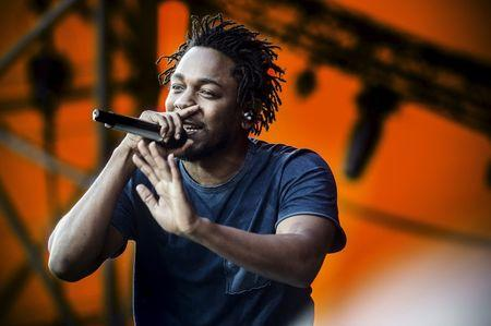 Once sidelined, hip-hop finds Grammy spotlight with Kendrick Lamar