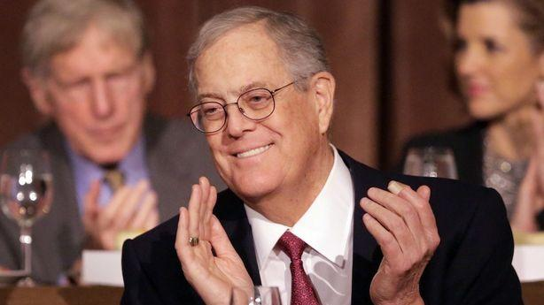 The Koch Brothers Wouldn't Mind Controlling the Medium and the Message