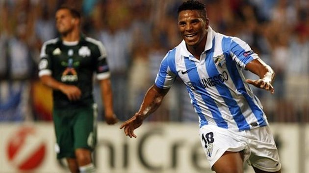 Malaga&#39;s Eliseu