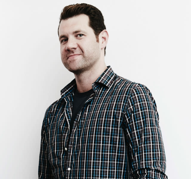 Billy Eichner Is Ready to Use His Indoor Voice