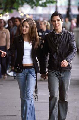 Amanda Bynes and Oliver James in Warner Brothers' What a Girl Wants