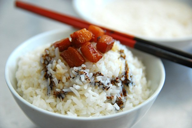 Recipe: Oil with Rice