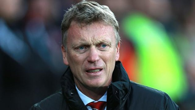 Manchester United boss David Moyes (Reuters)