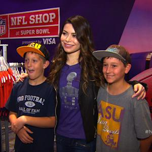Fan Pass: Super Bowl 49 Fashion Show
