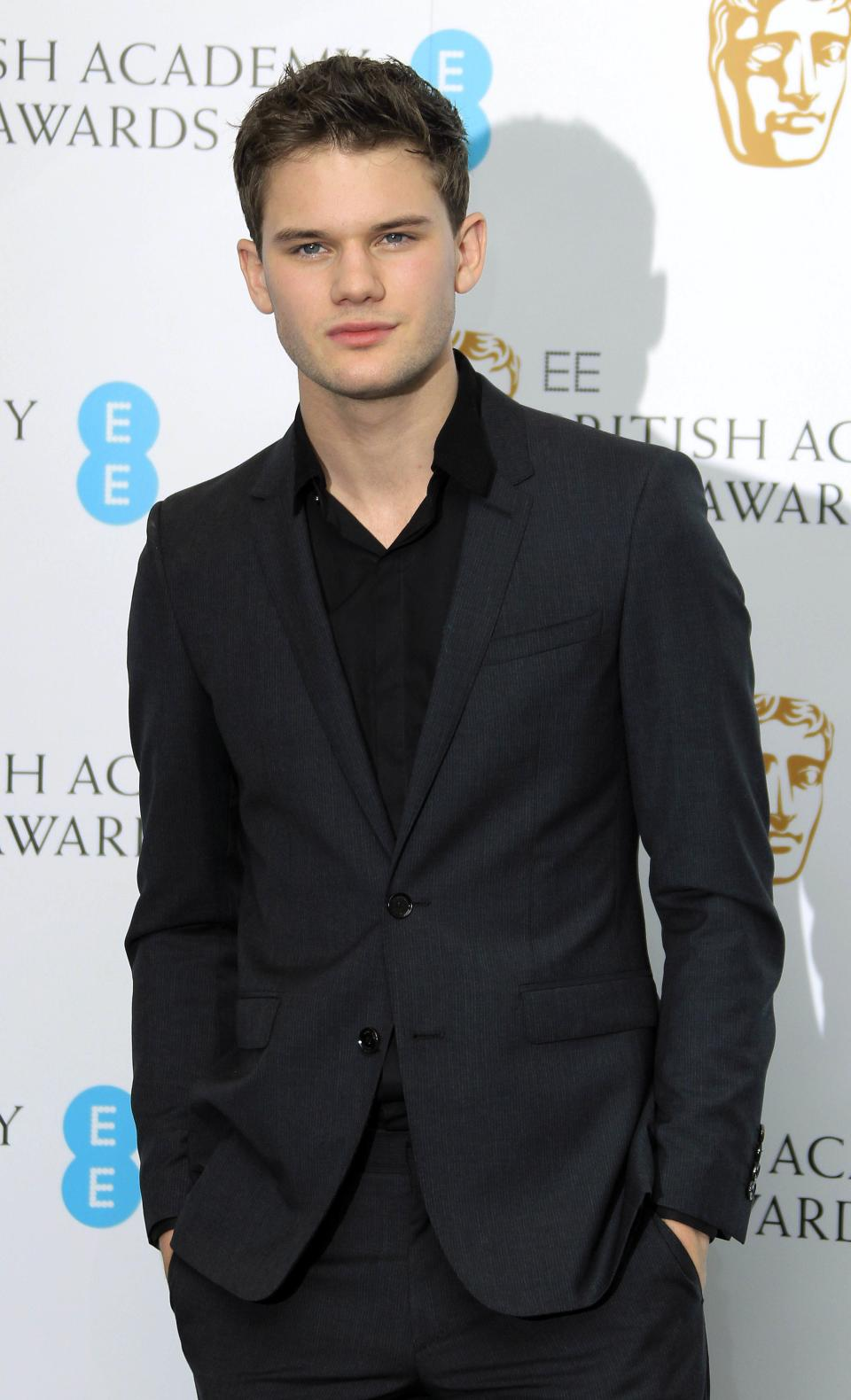 British actor Jeremy Irvine poses during a photo call after announcing the nominations for the EE British Academy Film Awards in 2013 at BAFTA Headquarters in Piccadilly, central London, Wednesday, Jan. 9, 2013. (Photo by Joel Ryan/Invision/AP)