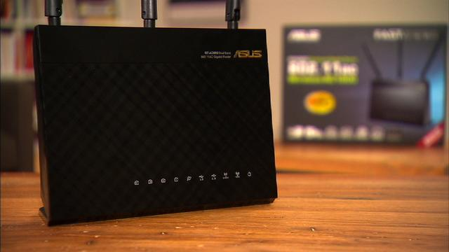 The Asus RT-AC68U is a router that has it all.