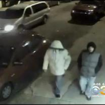 Suspect's Wanted For Armed Robbery In Kensington