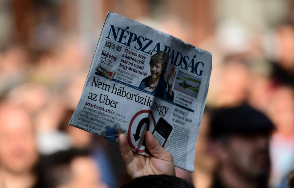 Hungary's top opposition paper sold to government ally