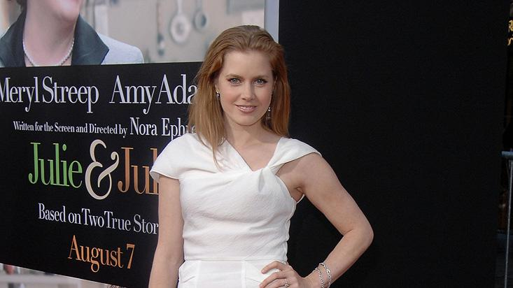 Julie and Julia LA Premiere 2009 Amy Adams
