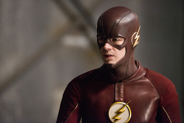 'Flash' Ratings Pick Up The Pace, 'New Girl' Even With Megan Fox, 'Grinder' Rises