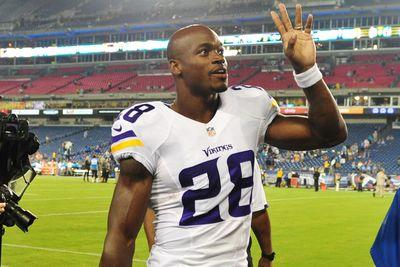 Rise 'n Grind: Let the Adrian Peterson trade rumors begin again