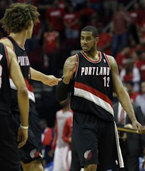 Stars in trouble in NBA's 1st round