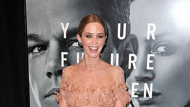 Emily Blunt Adjustment Bureau Pr