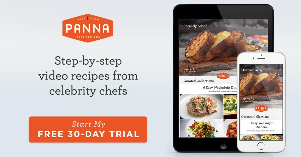 Discover new recipes from around the world