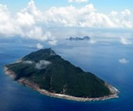 The disputed islands known as Senkaku in Japan and Diaoyu in China in the East China Sea. Japan's foreign minister on Friday vowed continued dialogue with China over a blistering territorial dispute, but warned there were limits on how far Tokyo would go to compromise