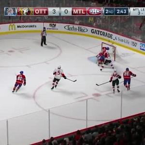 Craig Anderson Save on Jeff Petry (17:17/2nd)