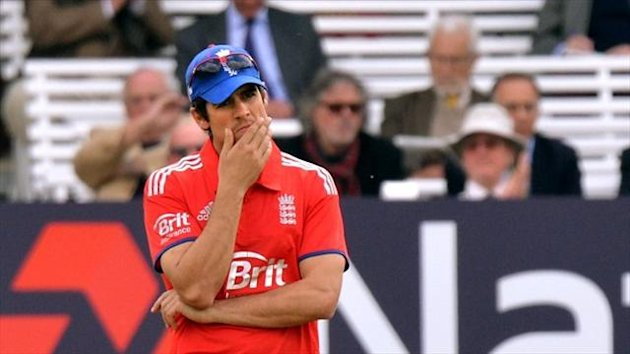 Alastair Cook has two games left to try and secure a first win on the tour of Australia.