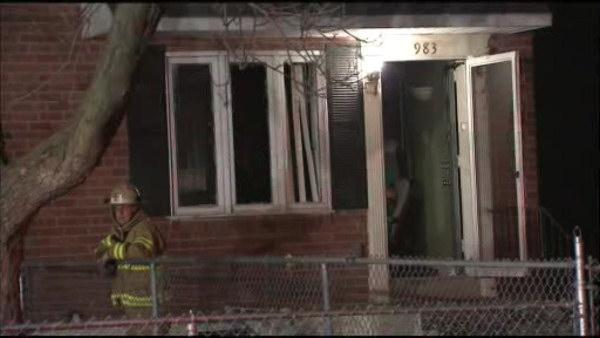 Mother, daughter escape fire in Delco
