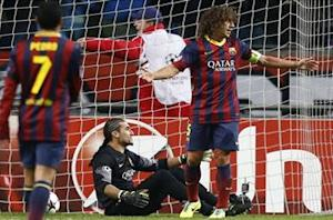 Puyol: Teams will walk all over Barcelona if we play like that